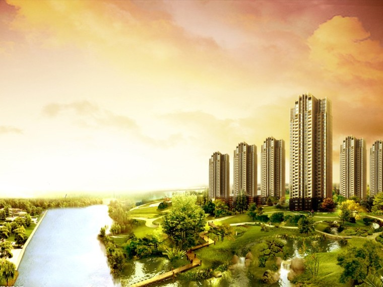 房地产公司各部门工作流程图及职责