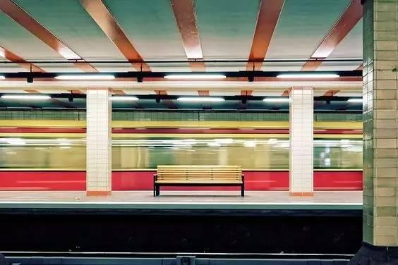 世界最美地铁景观,美到让你不想回家_35