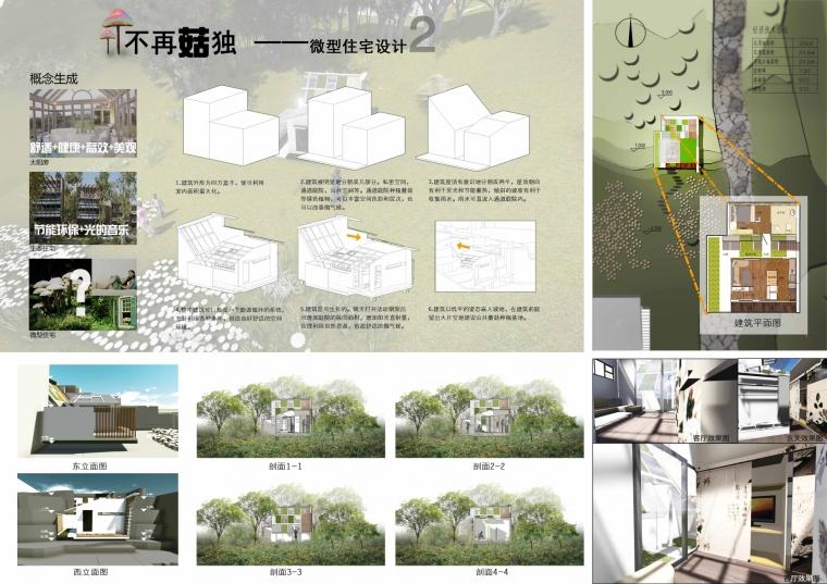 不再菇独——微型住宅设计_4