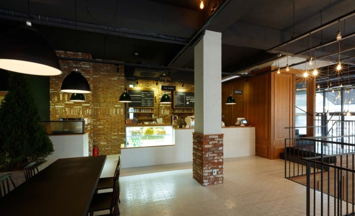 韩国ILBIANCO咖啡餐馆_5