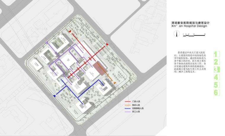 [广东]深圳某hospital建筑设计方案文本(pdf+80张)_5