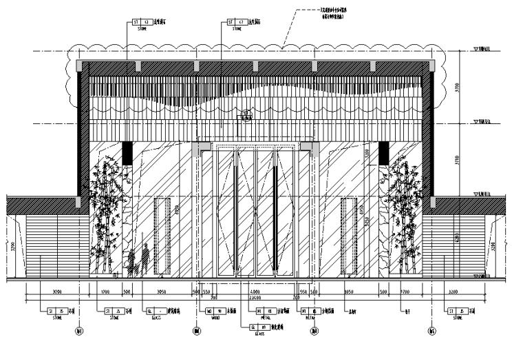 【海南】CCD-三亚国际酒店设计施工图(附效果图)_4