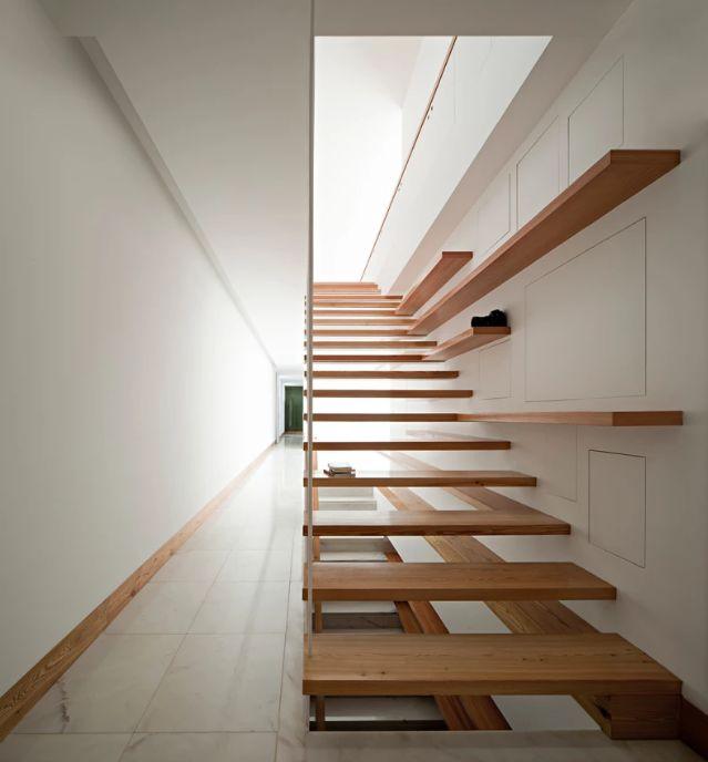 楼梯设计,从材料到尺寸都在这_10