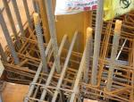 浅色清水混凝土组合结构多构件交叉复杂节点施工工法