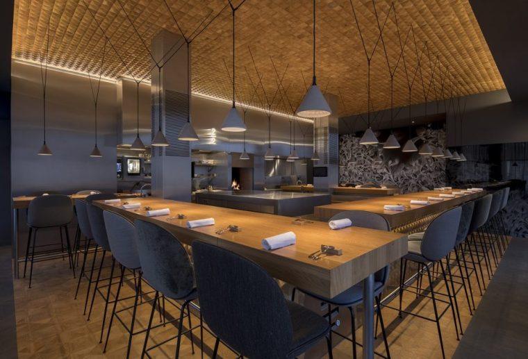 荷兰不设散座的212餐厅