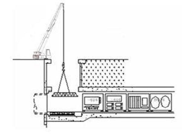 盾构机吊装施工方案Word版(共100页)