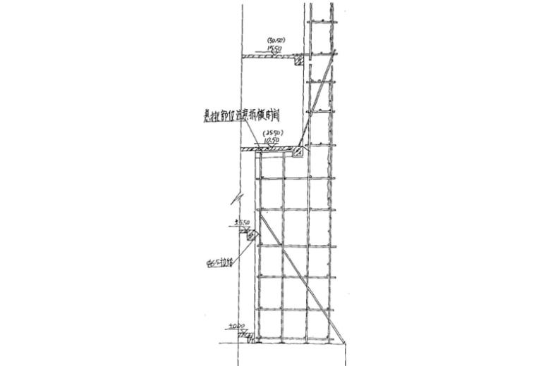 现浇钢筋混凝土框架结构施工组织设计