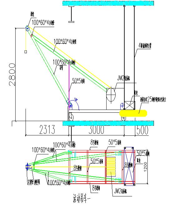 广州某商业建筑幕墙工程总体施工方案(177页)_5