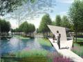 [安徽]滨湖生态海绵城市河道景观设计方案(知名公司设计)