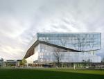大型办公建筑3D模型下载