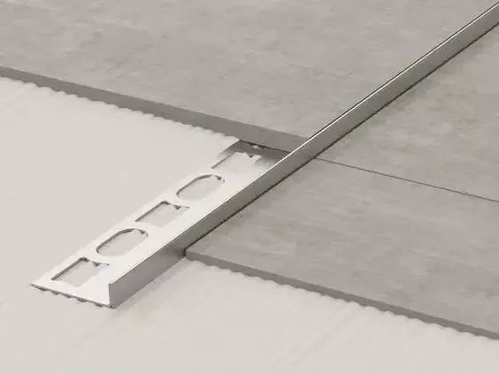 铺砖用金属条收边,颜值爆表![附节点做法]