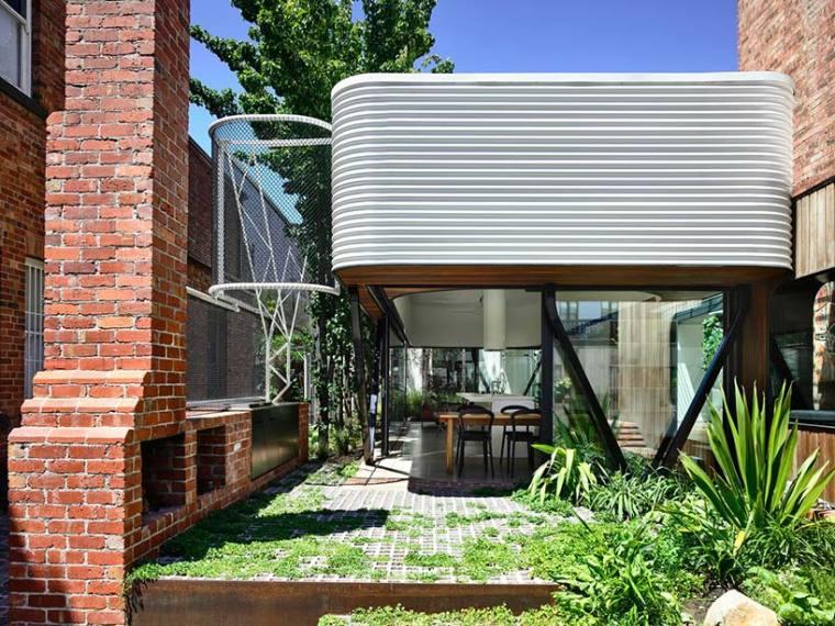 澳大利亚充满活力街上的kingbill住宅-2