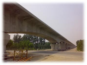 [铁道院]高速铁路桥梁工程施工技术讲义(共182页)