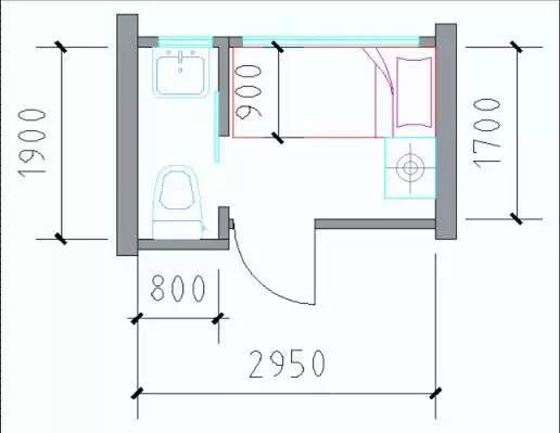 最全户型房间尺寸分析,设计师必备!_4