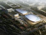[四川]内江市体育中心建筑设计文本