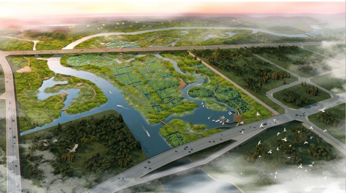 [北京]集农业、漕运、燕都文化于一体--最大的滨河湿地公园
