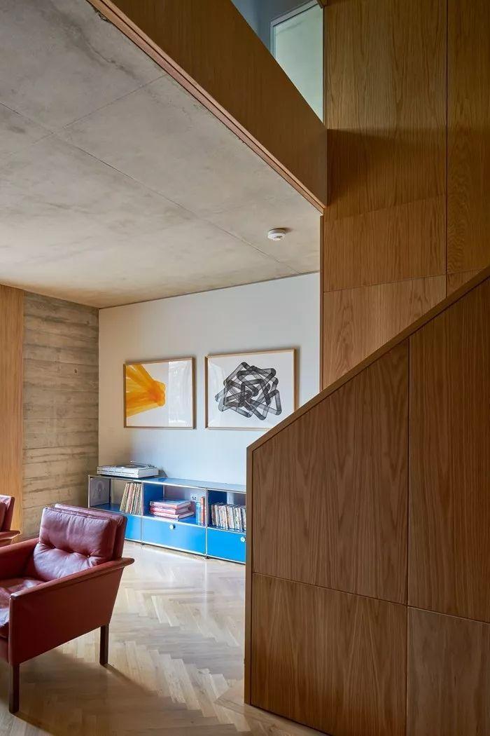 建筑师独立开发的公寓楼,真是好房子!_28