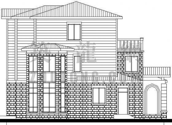 某精致别墅设计方案(2)-2