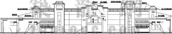 某学校餐厅建筑设计方案