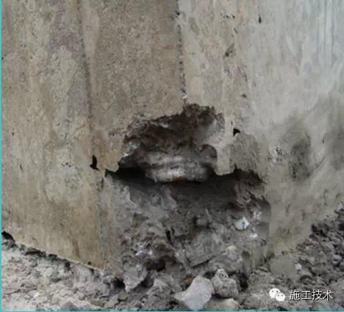 混凝土工程8大外观弊病及处理办法总结_1