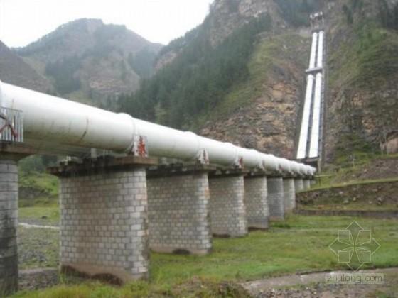 [甘肃]供水项目引水渠道除险加固工程施工组织设计