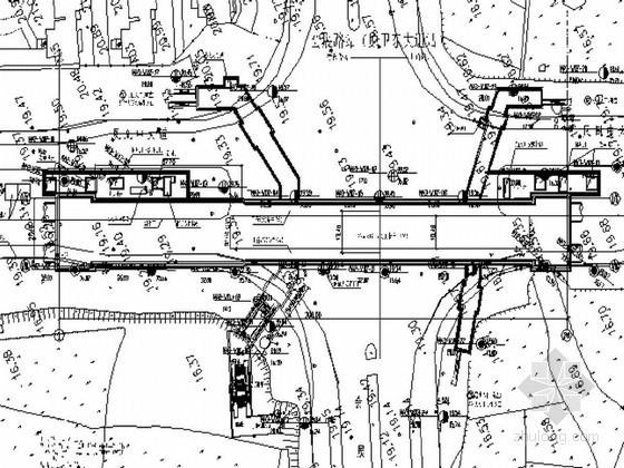[江西]某地铁深基坑管井降水及降水井构造设计方案