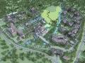 [海南]东南亚温泉度假村景观规划设计方案