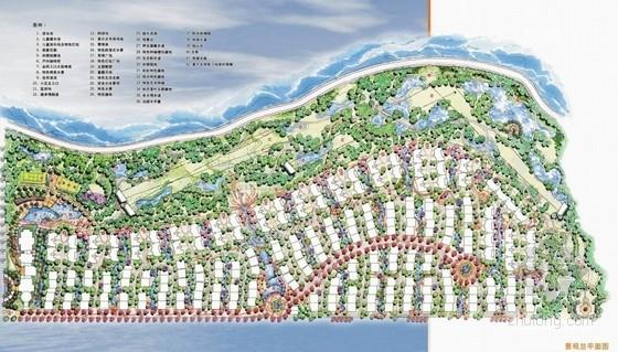 [长沙]住宅小区景观规划设计方案