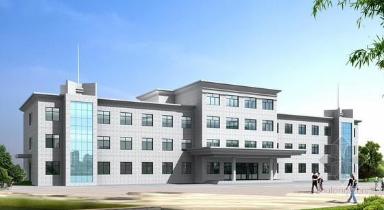 [山东]二层砖混办公楼装饰工程投标文件(商务标 技术标)