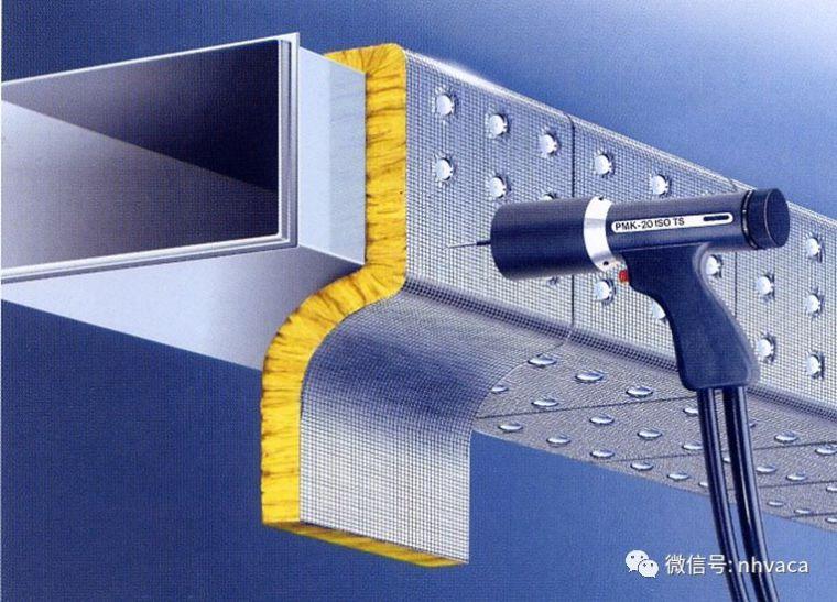 风管与保温材料