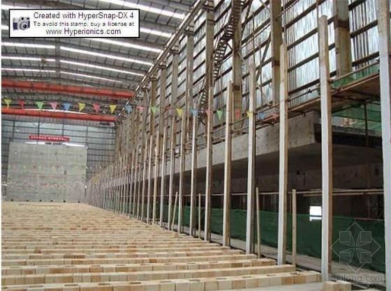云南某焦炉大棚吊装方案