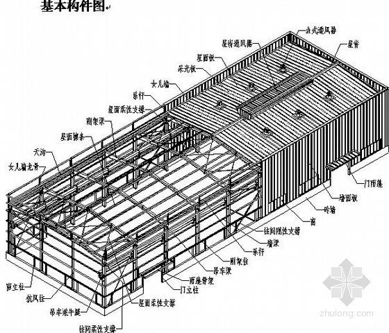 [图文并茂]钢结构设计及节点详细讲解