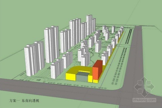 [济宁]某209亩住宅地块前期策划方案文本