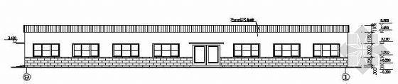 某轻钢结构厂房结构图纸