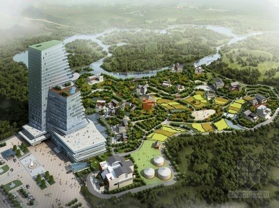 [四川]大型生态民俗旅游区规划设计方案文本
