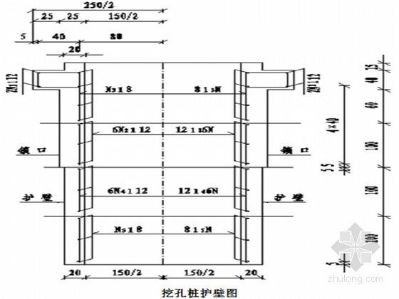 [广东]国道改造工程电力管道基坑桩板墙支护施工方案