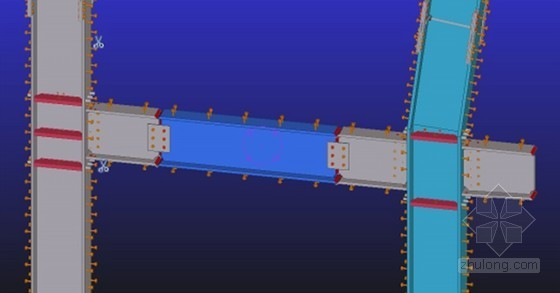[福建]商业广场钢结构工程专项施工方案(劲性钢柱及梁)