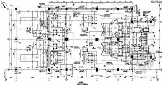 u型生产线布局图资料下载-[广西]2x4500t/d熟料新型干法水泥生产线工程结构设计图