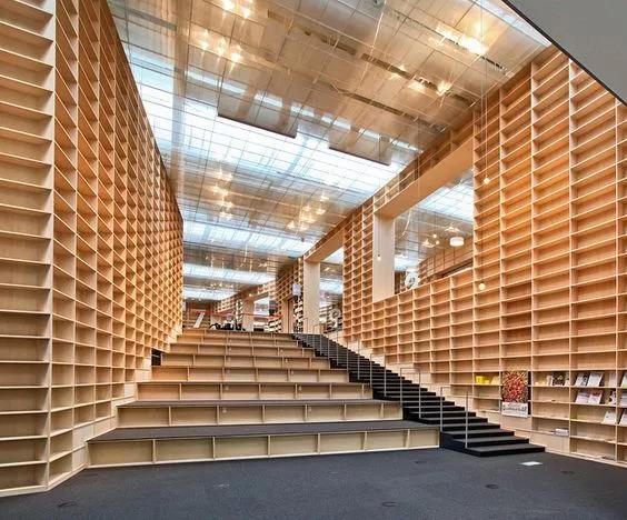 """你以为炫酷的大台阶设计就是画一个超大的""""单跑楼梯""""?_17"""