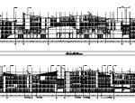 [安徽]17年某大学公共教学楼设计全专业施工图(含大门,景观等)