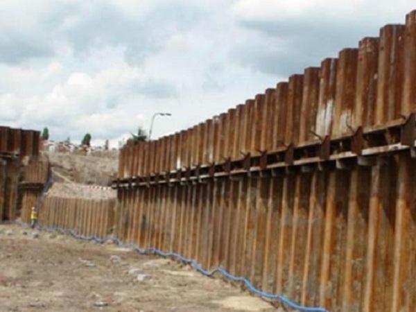 钢板桩围堰安全施工方案