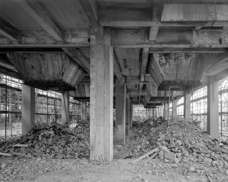 仅用一年,废弃煤仓脱胎换骨,看设计师如何化腐朽为神奇?!
