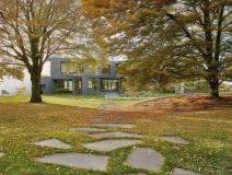 美国住宅花园