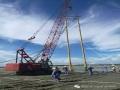 吹填场地振冲碎石桩强夯地基施工工法