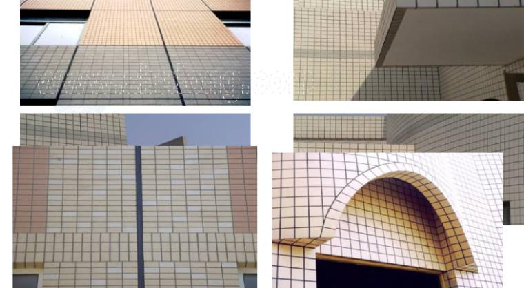 建筑工程施工细部做法图例