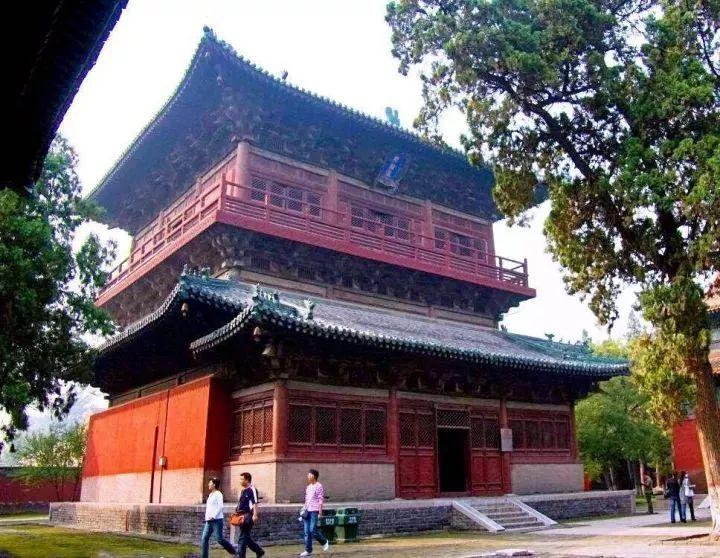 中国现存的木结构古建筑前50座,看一眼少一眼了~_29