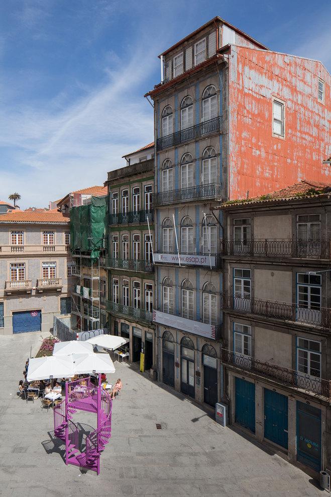 葡萄牙Tripod艺术装置_6
