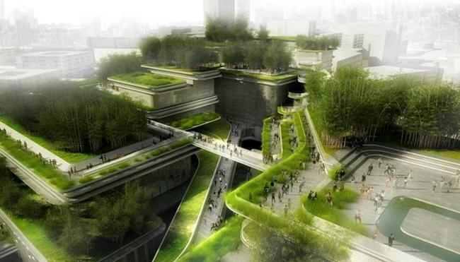 成都城市音乐厅荣获世界建筑节未来竞赛项目大奖