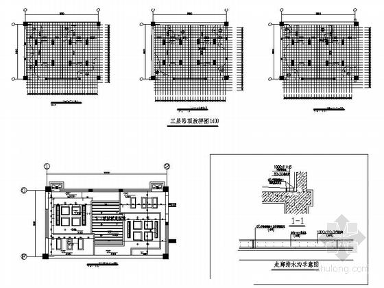 [杭州]文明社区现代时尚幼儿园室内装修设计施工图-[杭州]文明社区现代时尚幼儿园装修设计施工图大样图
