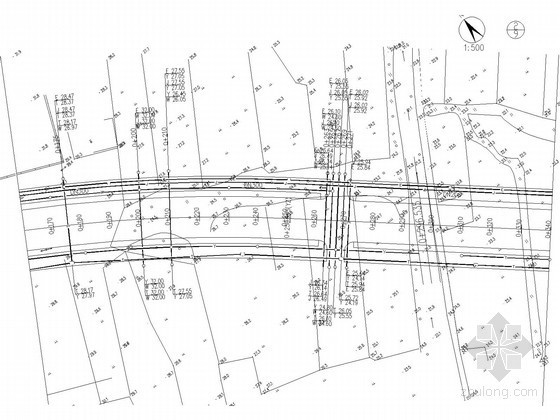 [福建]市政给排水及管线施工图纸